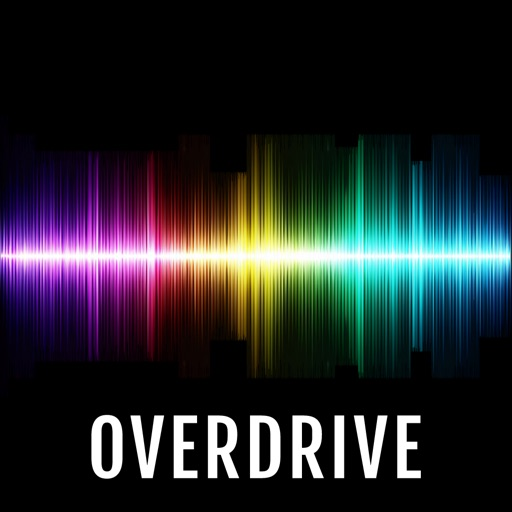 Overdrive AUv3 Plugin icon