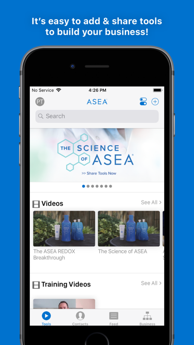 messages.download ASEA Connect 2.0 software