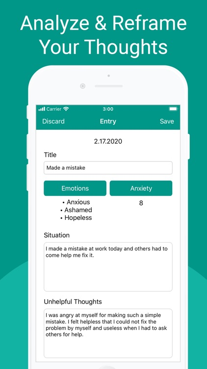 FearTools - Anxiety Aid screenshot-5
