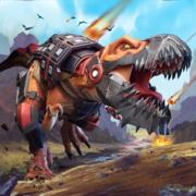 恐龙战争-夺命侏罗纪恐怖怪兽世界冒险