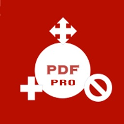 PDF Pages Pro : Add,Move