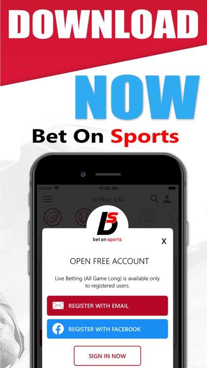 Bet On Sports screenshot-5