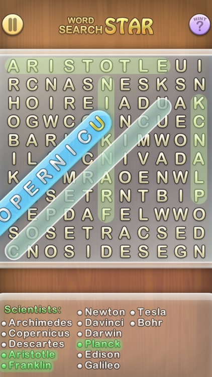 ⋆Word Search