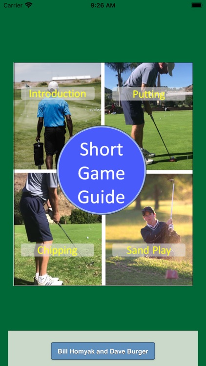 Short Game Guide