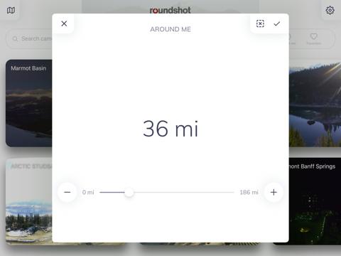 Roundshot Livecam Global - náhled