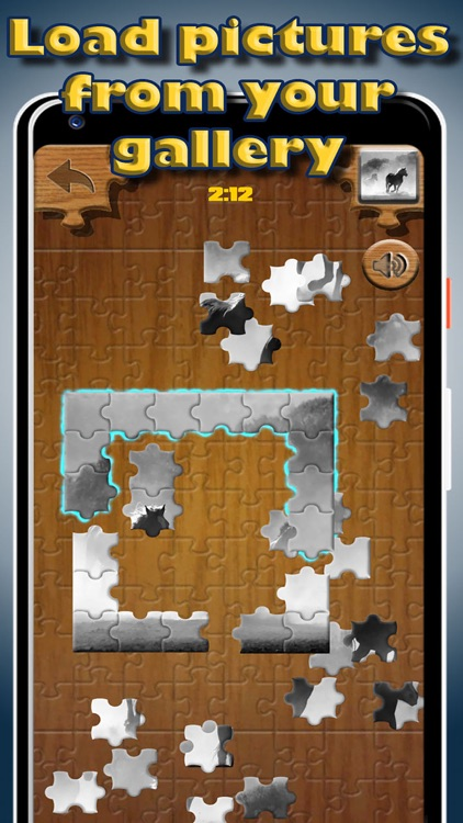 Jigsaw Puzzle: Photo Art screenshot-7