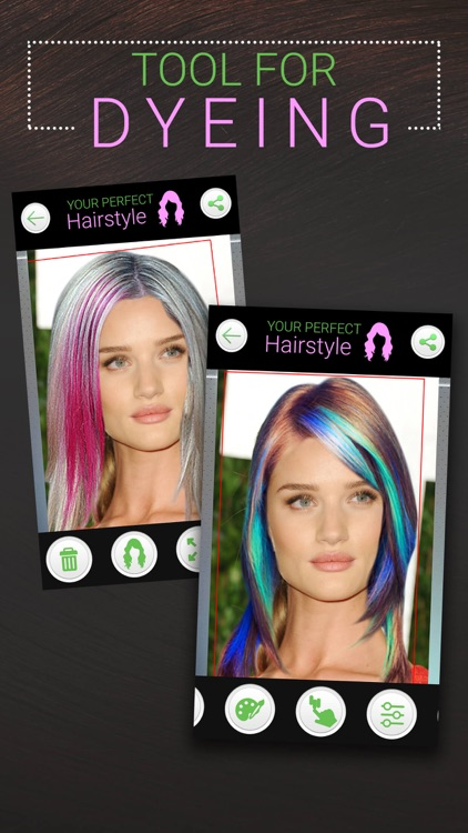 Your Perfect Hairstyle - Women screenshot-4