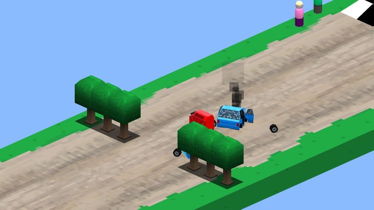 Cubed Rally Racer - GameClub screenshot-1