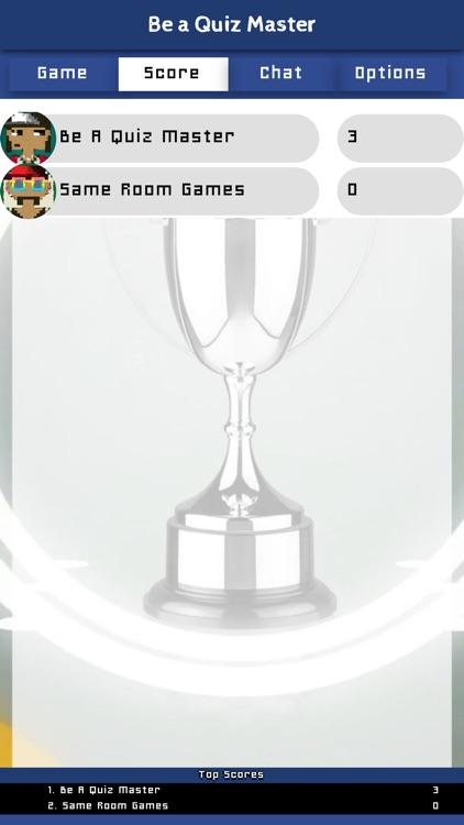 Be a Quiz Master Same Room screenshot-4