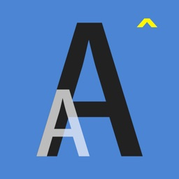 Make big text for easy to read