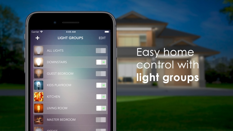 OnSwitch for Philips Hue screenshot-6