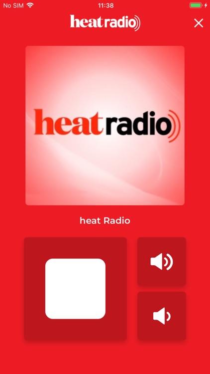 Heat Radio - We love pop. screenshot-3