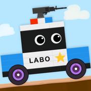 Labo Brick Car2 Kid Spiel