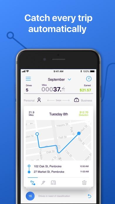 Top 10 Apps like Mile Pal - Milage Log & Trip Expense