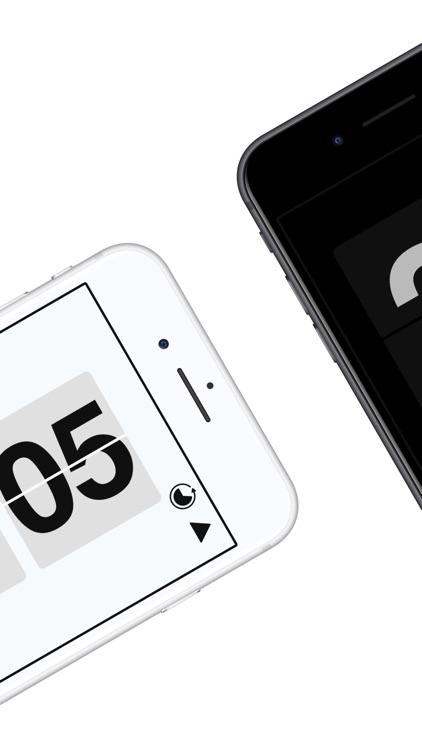 Zen Flip Clock screenshot-4
