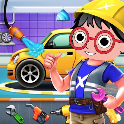 Ryan Toys Car Wash Games