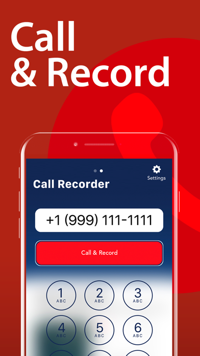 Call Recorder :: REC ACRScreenshot of 3