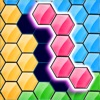Hexa Puzzle King: Block Magic