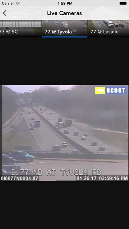Charlotte Traffic screenshot-3