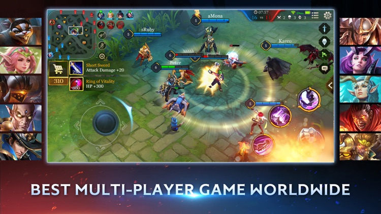 Arena of Valor:5v5 Battle screenshot-5