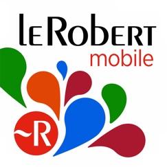 Dictionnaire Le Robert Mobile app critiques