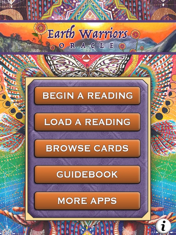 Earth Warriors Oracle Cards screenshot 11