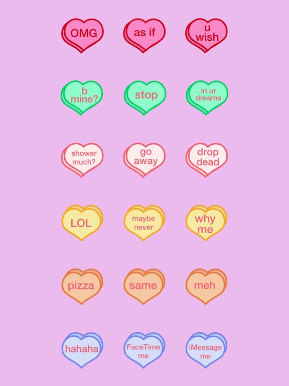 Tough Love Stickersのおすすめ画像2
