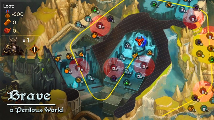 War Dragons screenshot-0