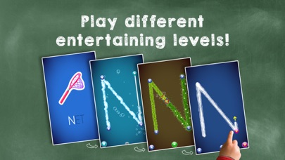 LetterSchool (UK edition) - learn to write letters and numbers screenshot #2