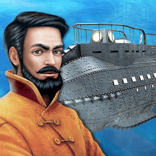 Hidden Objects - Captain Nemo