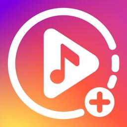 Add Music to Videos Maker