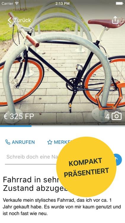 Quoka Kleinanzeigen Flohmarkt screenshot-3