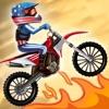 极限飞车 -- 自行车/摩托车特技竞速赛车游戏