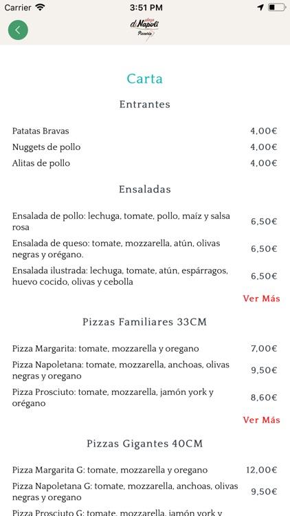 Plaza Di Napoli Pizzeria screenshot-8