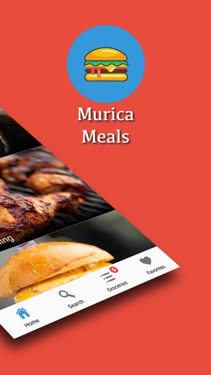Murica Meals