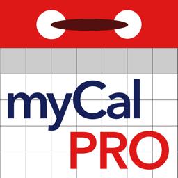 Ícone do app Events & Diary: myCal PRO