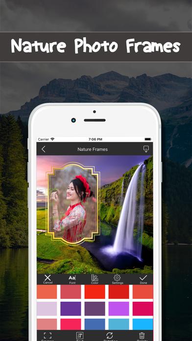 Nature Photo Frames-Romantic screenshot four