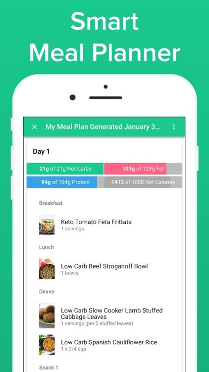Carb Manager: Keto Diet App screenshot-3