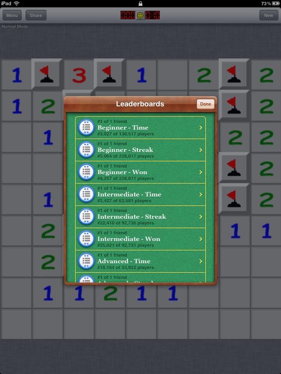 Minesweeper Q Premium for iPad screenshot-4