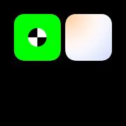 色度键显示和泥泞位移值计算器