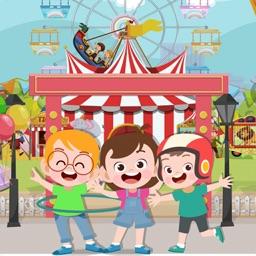 Pretend Play Amusement Park