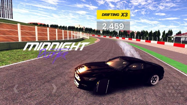 Midnight Drifter Online Race screenshot-8