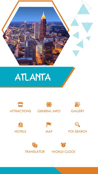 Atlanta City Guideのおすすめ画像2