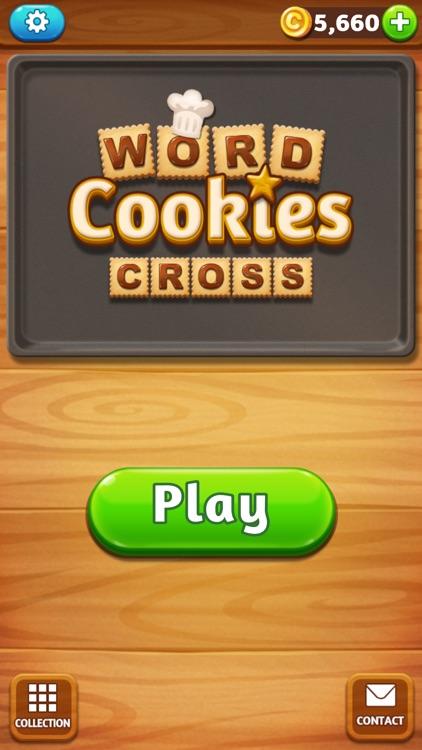 WordCookies Cross screenshot-4