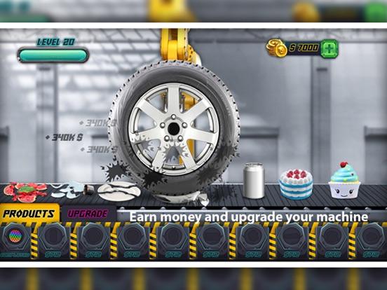 Crushing Things With Car Tyre screenshot 8