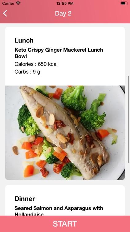 Low Carb Recipes & Diet Plans screenshot-5