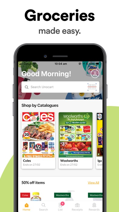 Download Unocart: Groceries Made Easy for Pc