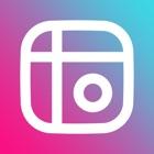 写真加工 - 画像編集 - コラージュ - Mixgram icon