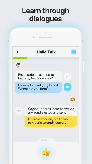Dialogo: learn language fasterのおすすめ画像3