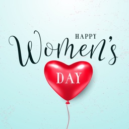 March 8 Womens Day Stickers